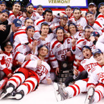 BU Men's Ice Hockey Team Advances to Frozen Four