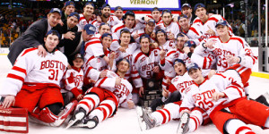 Boston University Men's Ice Hockey Team