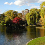 Outdoor Spaces In And Around Boston