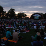 Free Friday Flicks at Boston's Hatch Shell