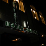 Not Much of a Thrill: Dinner at The Daily Grill