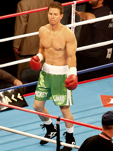Mark Wahlberg mickey ward