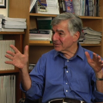 Governor Dukakis recognizes Massachusetts as an example: Universal Health Care
