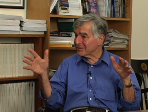 Governor Dukakis Discusses Obama, National Deficit & Sarah Palin