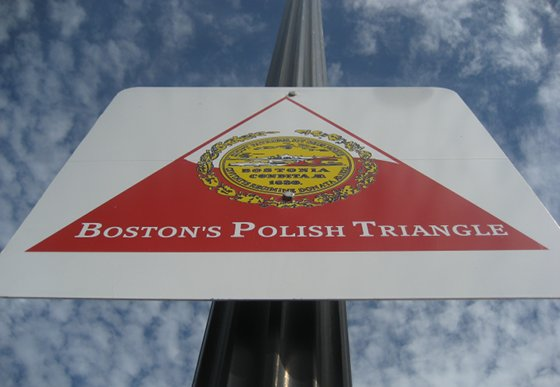 Boston's Polish Triangle