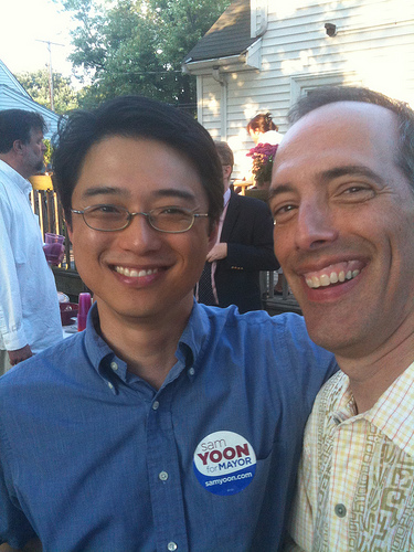 Sam Yoon: Boston Mayoral Candidate