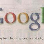 Need a Job? Work for Google Cambridge