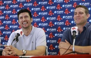 Garciaparra announces his retirement