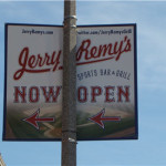 Jerry Remy's New Restaurant