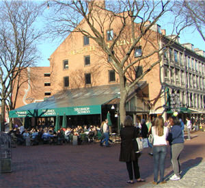 Faneuil Hall's McCormick and Schmick ©DirectoryofBoston.com