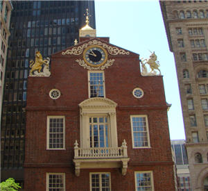Old State House in Boston ©DirectoryofBoston.com