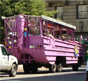 Boston Duck Boats