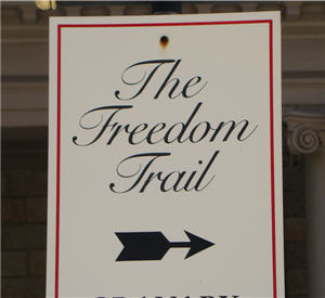 Freedom Trail ©DirectoryofBoston.com