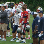 New England Patriots Getting Serious in 2010