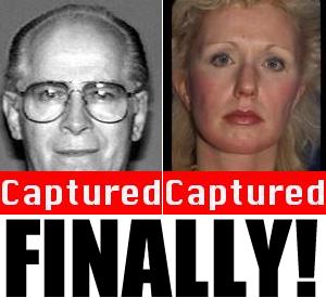 Whitey Bulger and Catherine Greig Captured