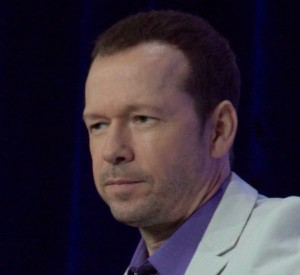 Boston's Donnie Wahlberg