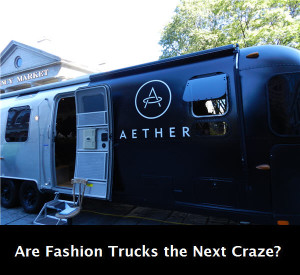 Aether Fashion Truck at Faneuil Hall