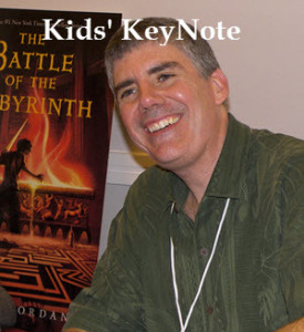 Rick Riordan Boston Book Festival