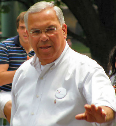 Mayor Menino in 2008