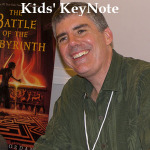 New Boston Resident Rick Riordan Presents at Boston Book Festival 2014